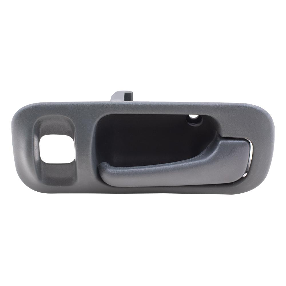 92 95 honda civic passengers inside rear gray door handle for 1993 honda civic interior door handle