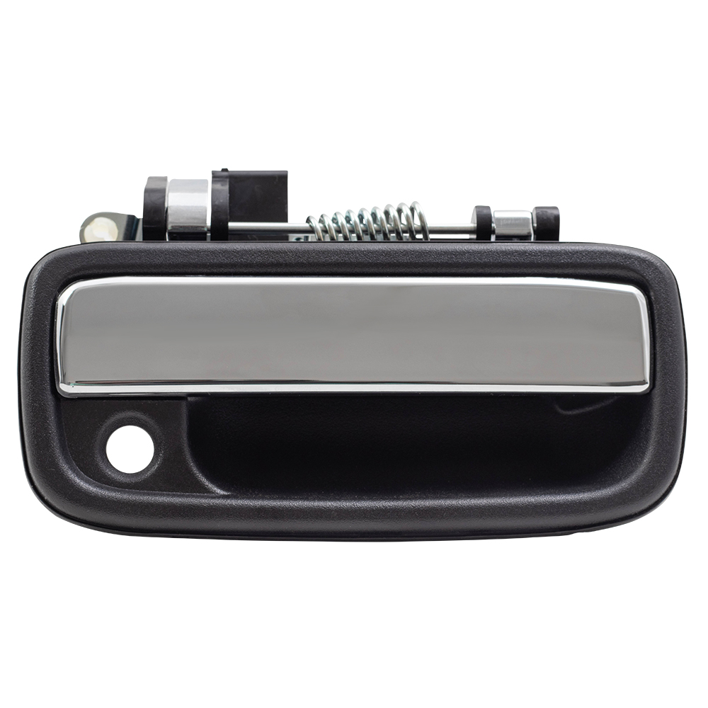 95 04 Toyota Tacoma Pickup Truck Passengers Outside Front Chrome Door Handle
