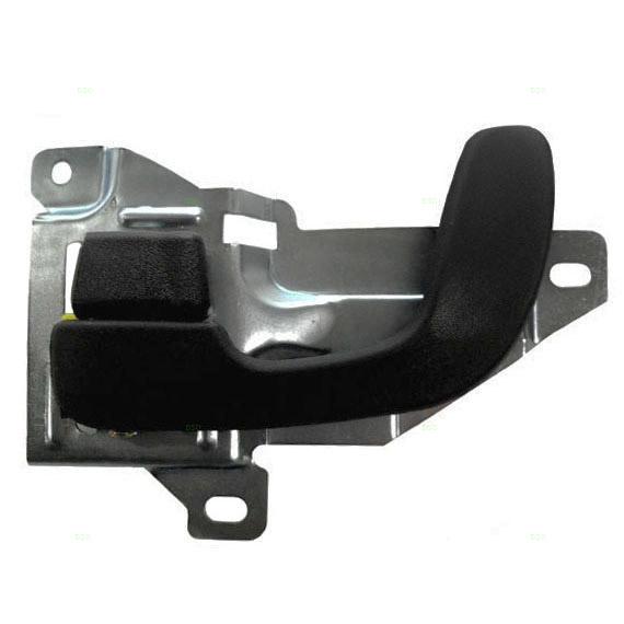 Sebring avenger talon eclipse drivers front inside interior black door handle for Chrysler sebring interior door handle