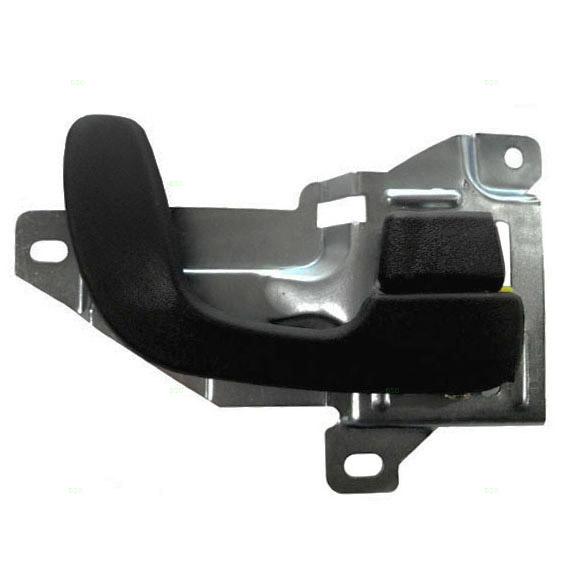 Sebring avenger talon eclipse passengers front inside interior black door handle for Chrysler sebring interior door handle
