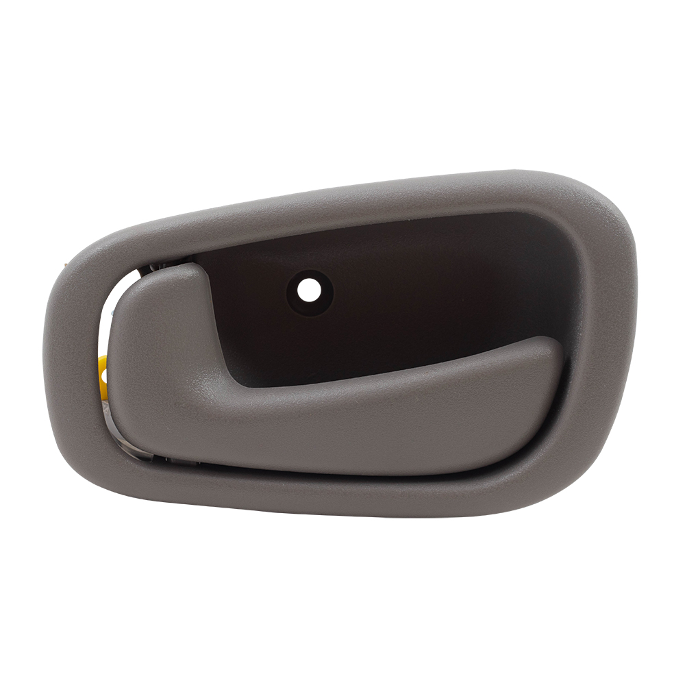 98 02 Chevrolet Prizm Toyota Corolla With Manual Locks Drivers Inside Gray Door Handle