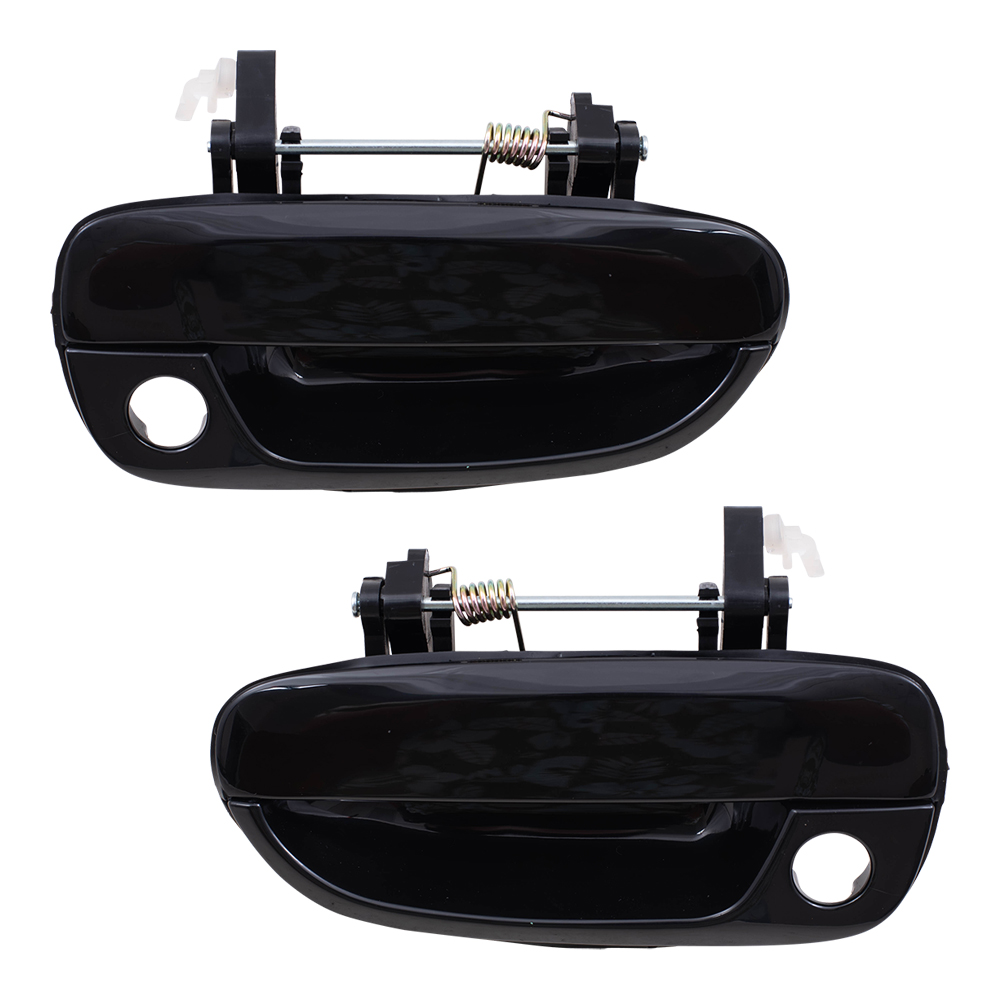 00 05 hyundai accent new pair set outside exterior front door handle ready to Hyundai accent exterior door handle