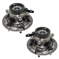 Picture of  Isuzu Chevrolet GMC Pickup Truck New Pair Set Front Wheel Hub Bearing Assembly