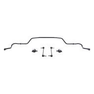 Picture of Buick Oldsmobile Chevrolet Pontiac New Rear Sway Bar Link & Clamp Kit w/ Bushings