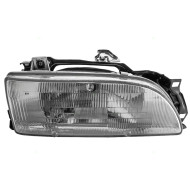 Picture of 89-92 Geo Prizm New Passengers Headlight Headlamp Lens Housing Assembly DOT