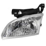 Picture of 00-02 Chevrolet Cavalier New Drivers CAPA-Certified Headlight Headlamp Lens Housing Assembly DOT