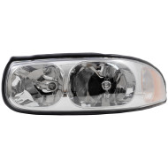 Picture of 00 Buick LeSabre New Drivers Headlight Headlamp Lens Housing Assembly SAE DOT