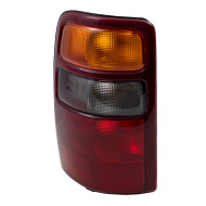 Picture of 00-03 GMC Yukon & XL Chevrolet Tahoe Suburban New Drivers Taillight Taillamp Lens with Red Housing Unit