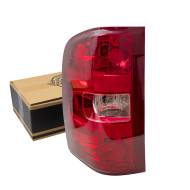 Picture of 07-14 Chevrolet Silverado GMC Sierra & 11-14 Denali Pickup Truck New Drivers Taillight Taillamp Housing Assembly