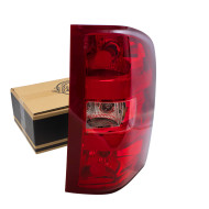 Picture of 07-14 Chevrolet Silverado GMC Sierra & 11-14 Denali Pickup Truck New Passengers Taillight Taillamp Housing Assembly