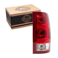 Picture of 07-14 GMC Sierra Pickup Truck New Passengers Taillight Taillamp Lens Housing Assembly
