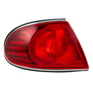 Picture of 00 Buick LeSabre New Drivers Taillight Taillamp Lens Housing Assembly SAE DOT Aftermarket Replacement