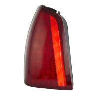 Picture of 00-05 Cadillac DeVille New Drivers Taillight Taillamp Lens Housing Assembly DOT Aftermarket Replacement