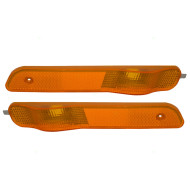 Picture of 00-02 Saturn S-Series New Pair Set Signal Side Marker Light Lamp Housing Assembly