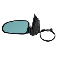 Picture of 00-05 Pontiac Bonneville New Drivers Power Side View Mirror Clear Glass Housing Heated Memory