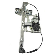 Picture of 00-01 Cadillac Deville New Drivers Front Window Lift Regulator w/Motor Assembly