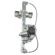 Picture of 00-05 Cadillac Deville New Drivers Rear Power Window Lift Regulator with Motor Assembly