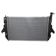 Picture of Chevrolet GMC Isuzu Pickup Truck New Radiator Assembly Aftermarket Replacement