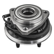 Picture of Jeep Liberty Dodge Nitro SUV New Front Wheel Hub Bearing Assembly Aftermarket