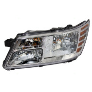 Picture of 09-15 Dodge Journey New Drivers Headlight Headlamp Lens Housing Assembly DOT