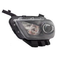 Picture of 13-14 Dodge Dart New Drivers HID Headlight Headlamp Lens with Black Trim Housing Assembly DOT
