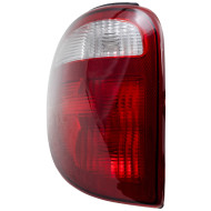 Picture of 01-03 Caravan Voyager Town & Country New Drivers Taillight Taillamp w/Connector Plate DOT