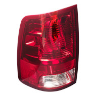 Picture of 09-15 Dodge Ram Pickup Truck New Drivers Taillight Taillamp Lens Housing Assembly DOT