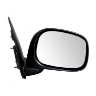 Picture of 02-09 Dodge Ram Pickup Truck New Passengers Manual Side View Mirror Glass Housing Assembly