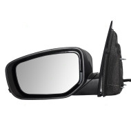 Picture of 13-14 Dodge Dart New Drivers Power Side View Mirror Glass Housing Heat Heated Signal Puddle Lamp