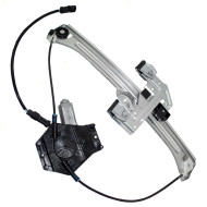 Picture of 01-05 Chrysler PT Cruiser New Drivers Front Power Window Lift Regulator with Motor Assembly
