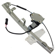 Picture of 00-04 Jeep Grand Cherokee New Drivers Front Power Window Lift Regulator with Motor Assembly