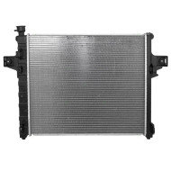 Picture of 01-04 Jeep Grand Cherokee 4.7L SUV New Radiator Assembly Aftermarket