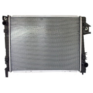 Picture of 02-03 Dodge Pickup Truck 3.7L 4.7L New Radiator Assembly Aftermarket
