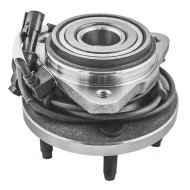 Picture of Ford Ranger Explorer & Sport Trac Mazda Pickup Truck Mercury Mountaineer New Front Wheel Hub Bearing Assembly