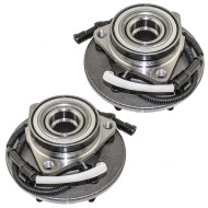 Picture of 00-03 Ford F-150 04 Heritage Pickup Truck New Pair Set Front Wheel Hub Bearing Assembly