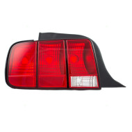 Picture of 05-09 Ford Mustang New Drivers Taillight Taillamp Lens Housing Assembly DOT Aftermarket