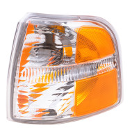 Picture of 02-05 Ford Explorer New Drivers Park Signal Light Lamp Lens Housing Assembly SAE & DOT