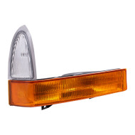 Picture of 01 Ford Super Duty Pickup Truck New Passengers Signal Corner Marker Light Lamp Assembly DOT