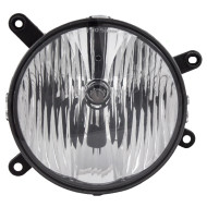 Picture of 05-09 Ford Mustang GT New Drivers Fog Light Lamp Lens Housing Assembly SAE Aftermarket