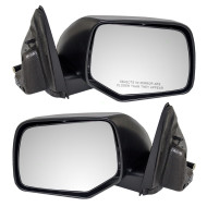 Picture of 08-09 Escape Mariner & Hybrid SUV New Pair Set Power Side View Mirror Glass Housing Paint-to-Match