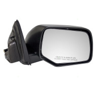 Picture of 08-09 Escape Mariner & Hybrid SUV New Passengers Power Side View Mirror Glass Housing Paint-to-Match