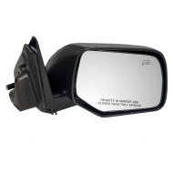 Picture of 08-09 Ford Mercury SUV New Passengers Power Side View Mirror Glass Housing Heat Heated