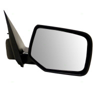 Picture of 08-09 Ford Escape Mercury Mariner & Hybrid New Passengers Power Side View Mirror Glass Housing Heated