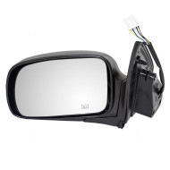 Picture of 99-02 Mercury Villager Nissan Quest New Drivers Power Side View Mirror Glass Housing Heated Assembly