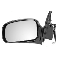 Picture of 99-02 Nissan Quest Mercury Villager New Drivers Power Side View Mirror Glass Housing Assembly