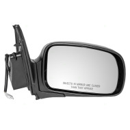 Picture of 99-02 Nissan Quest Mercury Villager New Passengers Power Side View Mirror Glass Housing Assembly