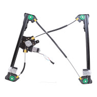 Picture of 04-08 Ford F-150 Super Cab Pickup Truck New Drivers Front Power Window Lift Regulator with Motor Assembly