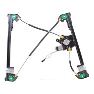 Picture of 04-08 F-150 Super Cab Pickup Truck New Passengers Front Power Window Regulator with Motor Assembly