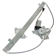 Picture of 99-02 Mercury Villager New Drivers Front Power Window Lift Regulator with Motor Assembly