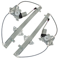 Picture of 99-02 Mercury Villager New Pair Set Front Power Window Lift Regulators with Motors Assemblies